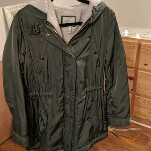 Forever 21 winter jacket